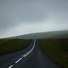 Highway 1 in Northern Iceland towards Akureyri.