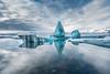 Ephemeral ice forms