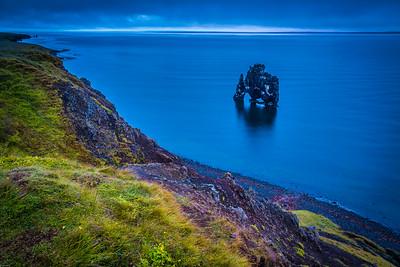Hvitserkur Sea Stacks