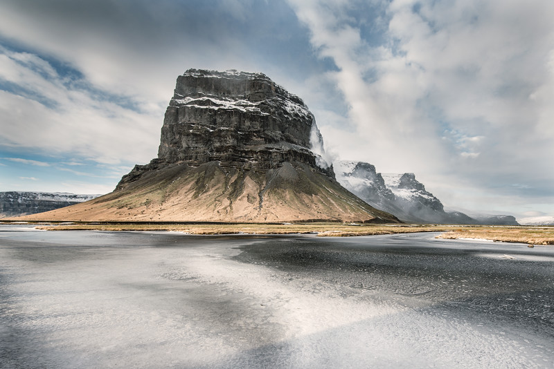 South Iceland scenery