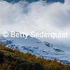 Glaciated Peak and Fall Colors