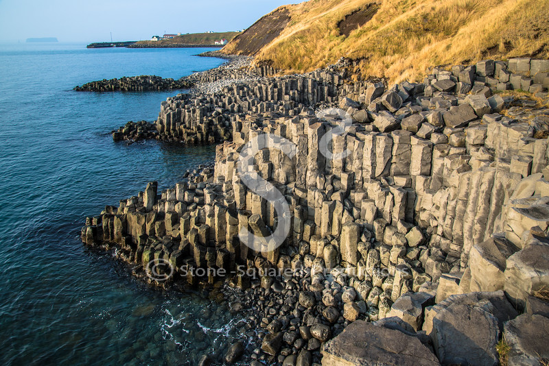 Basalt Column Coastline