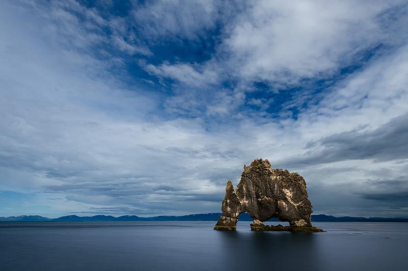 Hvitserkur Troll Sea Stack