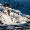 Gullfoss Ice and Snow