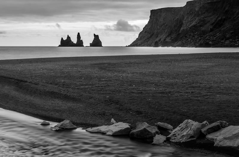 Convergence - Reynisdrangar, Vik, Iceland