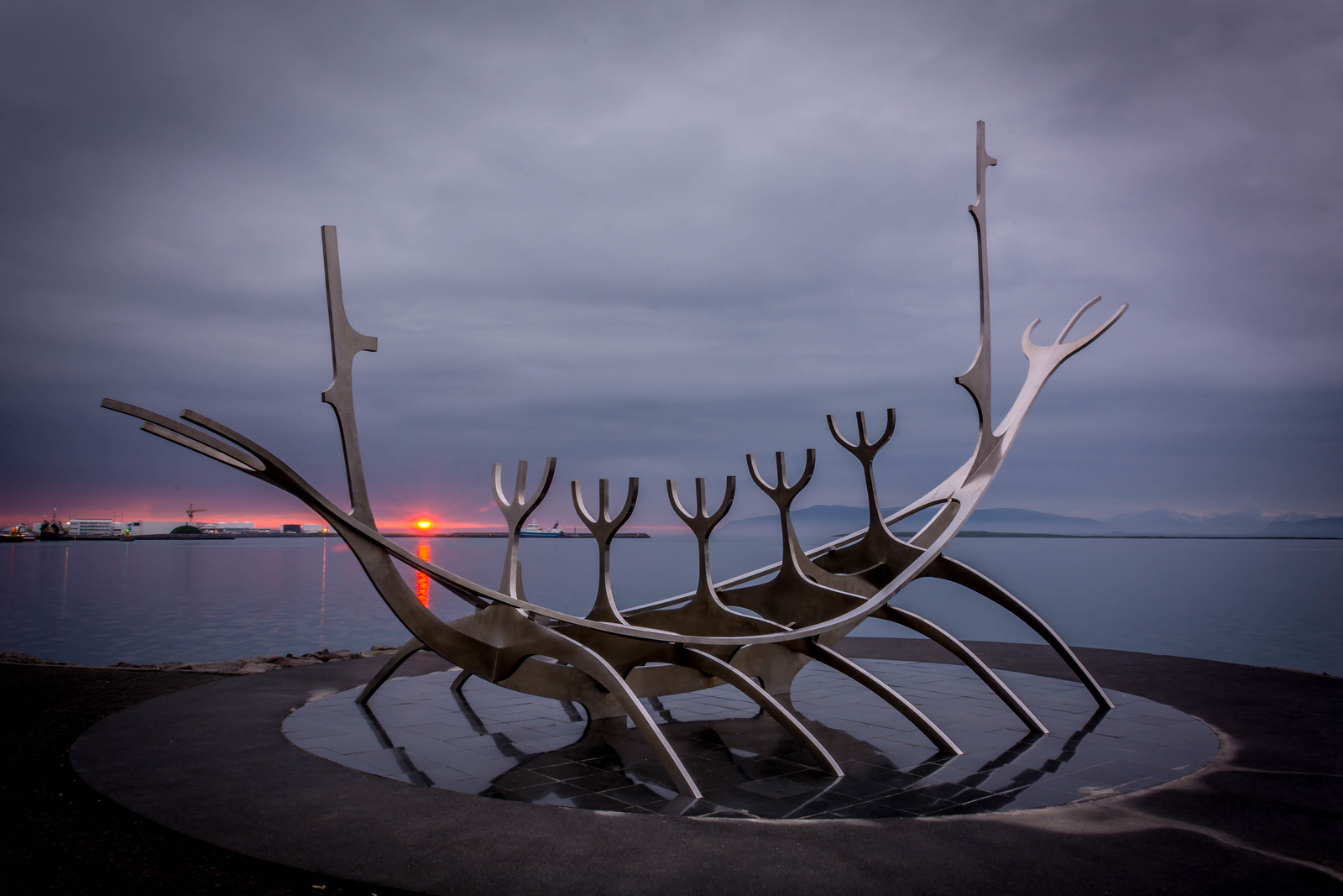 Sólfar - Sun Voyager - Reykjavik , Iceland