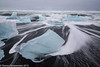 Sea and Ice - Jokulsarlon Beach, Southern Iceland - Darren Stratemeier - March 13, 2015