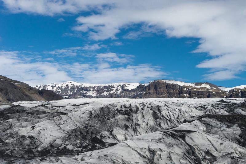 Glacier Hike I