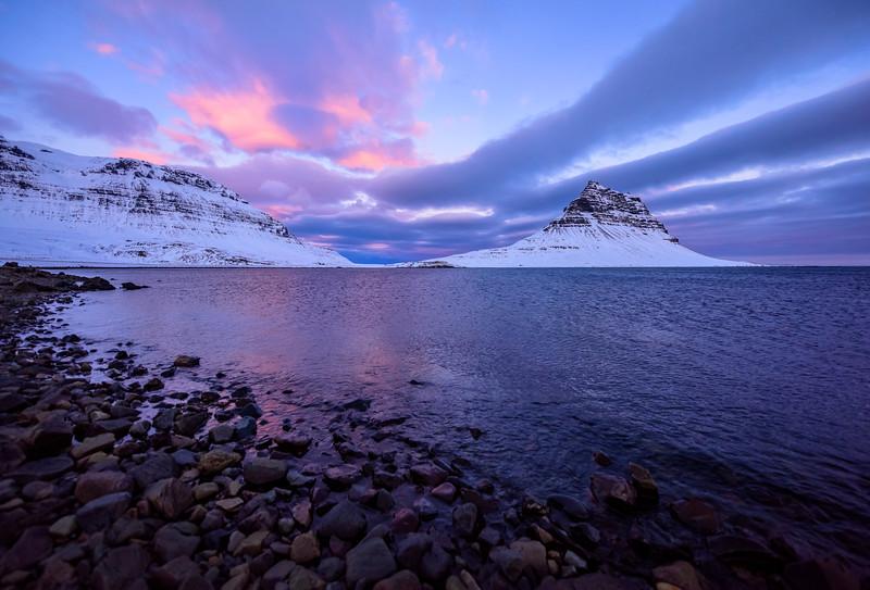 Winter Sunrise Color