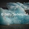 Sparkling Blue Iceberg, Iceland