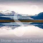 Reflective Glaciers
