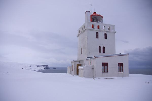 Dyrhólaey lighthouse