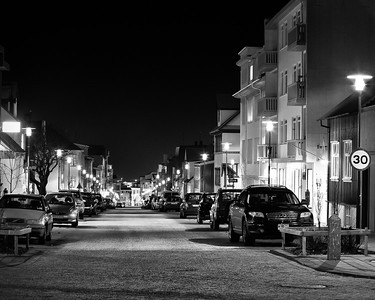 Reykjavik After Dark