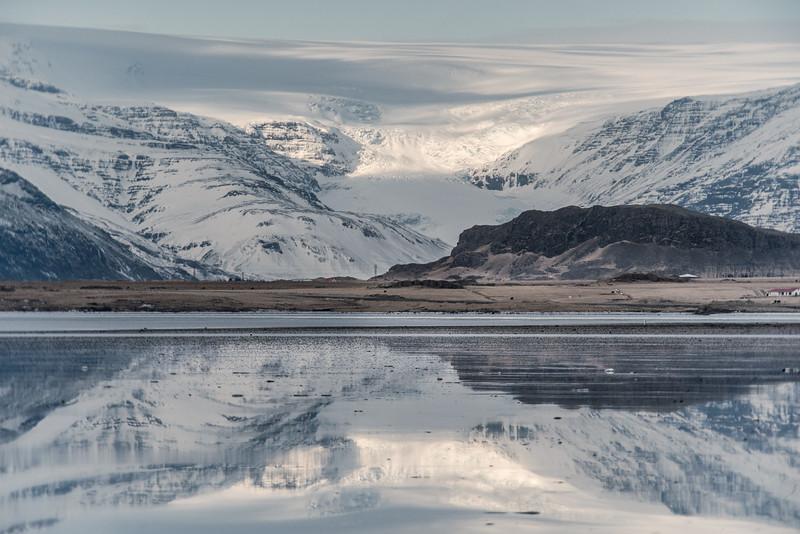 Icelandic glaciers and ice caps