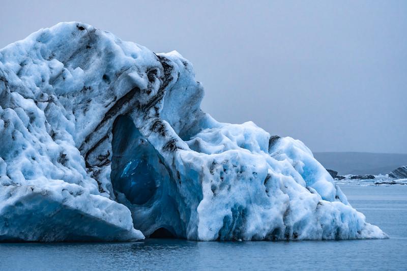 Jökulsárlón Glacier Lagoon