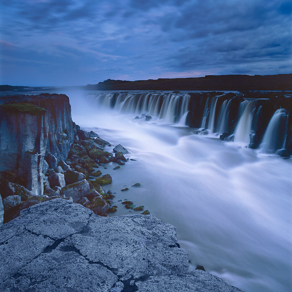 All Alone at Selfoss