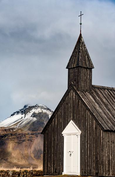 The Black Church, Hellnar