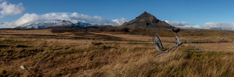 Icelandic Countryside Beauty