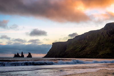 Reynisdrangar Sea Stacks I