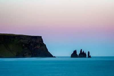 Reynisdrangar Sea Stacks IV