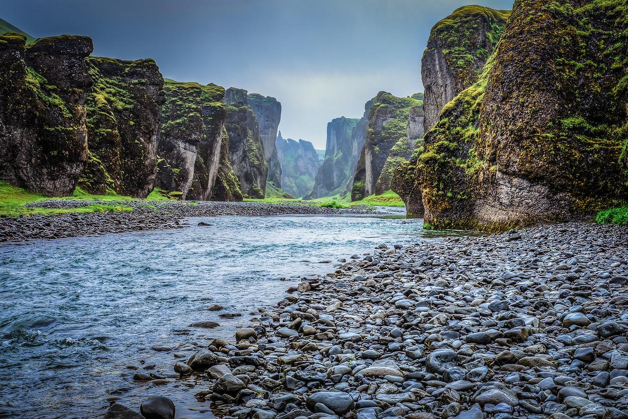 Fjaðrárgljúfur II