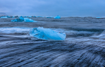 Diamond Beach, Jökulsárlón