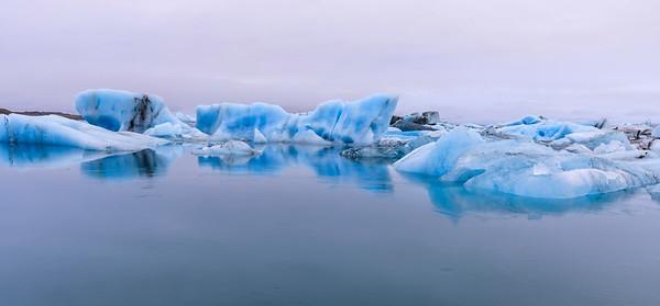Jökulsárlón - Glacier Lagoon
