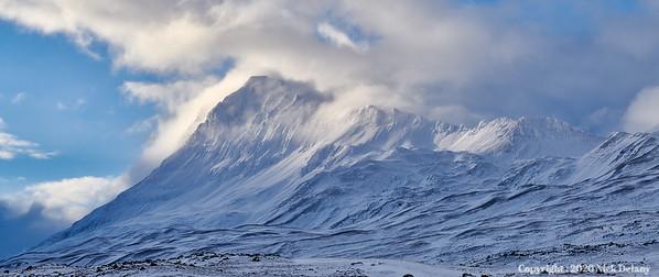 Iceland's Winter Landscapes