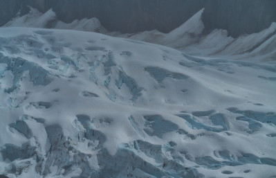 Icescape: Lawrence Glacier | Chugach National Forest