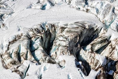 Icescape: Coleman Glacier | Mt. Baker, Washington