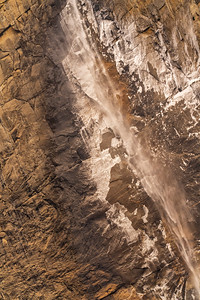 Icescape: Yosemite Falls | Yosemite National Park