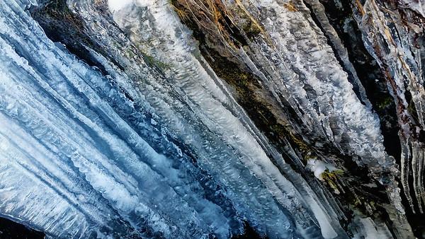 Icescape: Rainier's Winter Beard | Mt. Rainier National Park