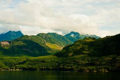Alaska by Sea 12: Journey into Alaska