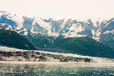 Glacier Bay National Park and Mount Fairweather 1: Journey into Alaska