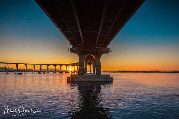 Under The Coronado Bridge