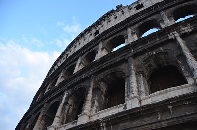 Colosseum of Rome