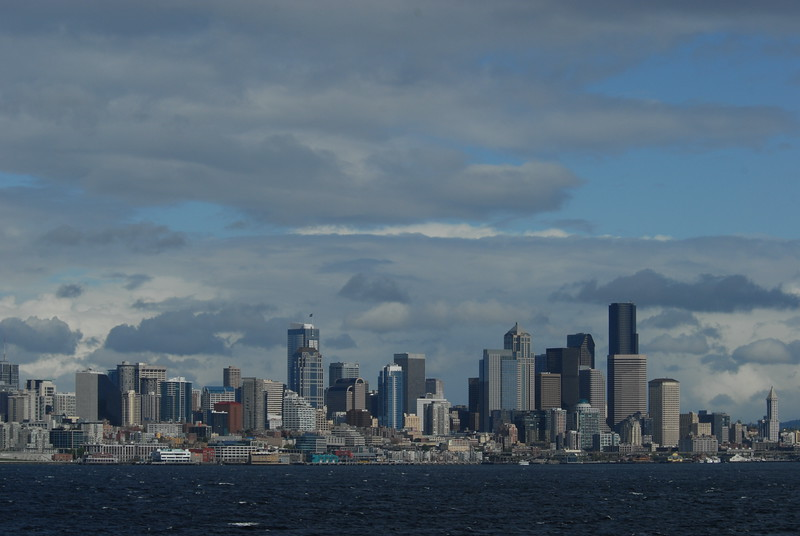 Seattle Skyline 2