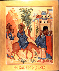 Entry of the Lord in Jerusalem
