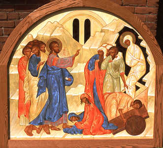 Resurrection of Lazarus