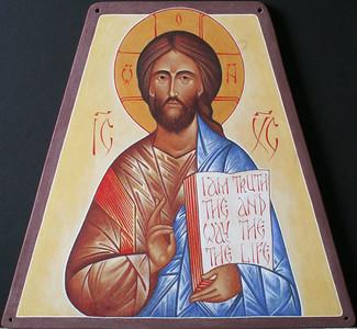 Christ Pantocrator  exterior icon