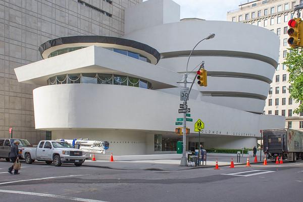 Solomon S Guggenheim Museum