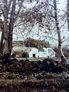 Stone farmhouse, 1968
