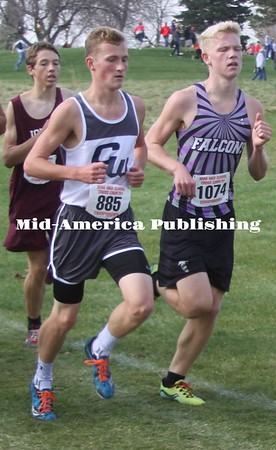 2016 High School State Cross Country