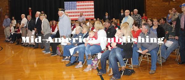 G-H Elementary Veterans' Day Program Nov. 11, 2016