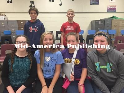 OABCIG Middle School honor choir
