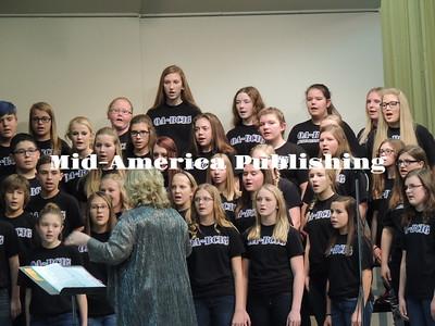 OABCIG Middle School Winter Concert 2016