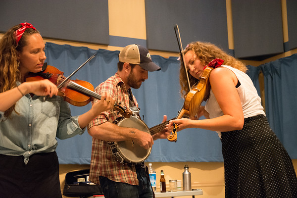 Terrible Mountain Stringband