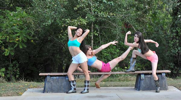 Park Dancers