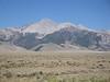 Borah Peak from the main road.