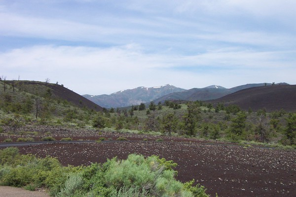 Craters of the Moon - June 2002